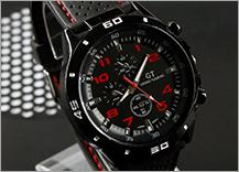 cd4c114406d Luxusní pánské sportovní hodinky GT Grand Touring v šesti barevných  provedení! Teď už budete chodit včas vždy