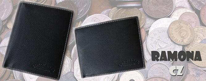 08b2ad4de Elegantní pánská peněženka z pravé kůže značky Euroleder! Za velmi akční  cenu 279 Kč s poštovným zdarma! | Slevíci.cz