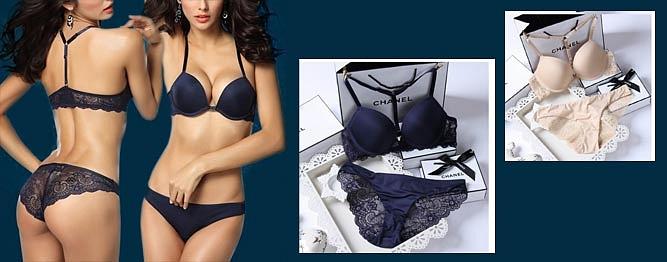 99f5665ef3 Luxusní dámské spodní prádlo francouzského stylu. Velmi příjemný ...