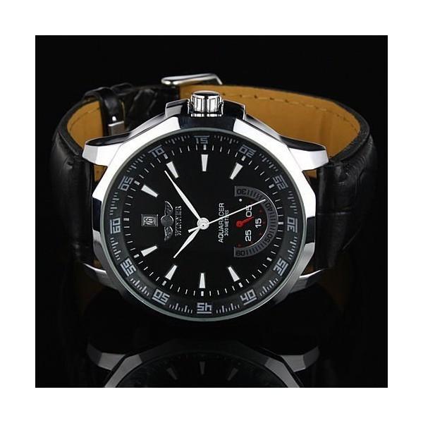 Luxusní pánské hodinky Winner Aquaracer! Stylové a zároveň ... 8ab0a6d079