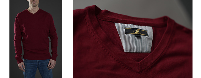 9e32ac39c05 Pánský elegantní svetr kvalitní značky LORAM. 8 různých barev a ...